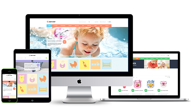 Baby Shop Template