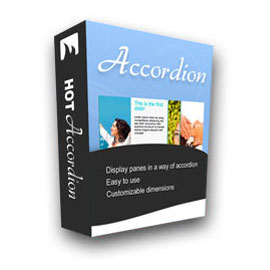 Joomla accordion module