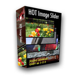 hot image slider