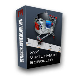 HOT VirtueMart Scroller