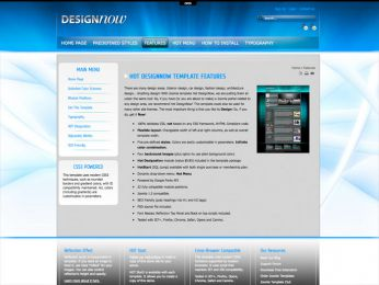 Hot DesignNow - Joomla Design Template Image 2