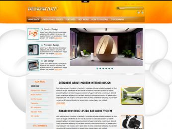 Hot DesignNow - Joomla Design Template Image 3