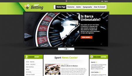 Hot Betting - Sport and Gambling Image 2