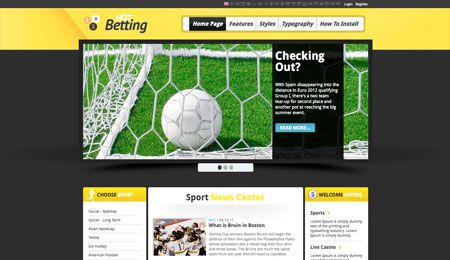 Hot Betting - Sport and Gambling Image 4