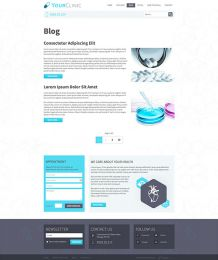 Hot Clinic - Joomla Medical Template Image 4