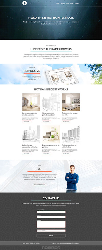 joomla protostar how to change background color
