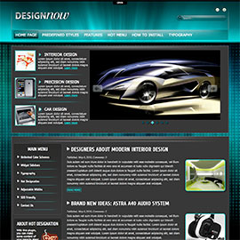 WordPress Design Theme