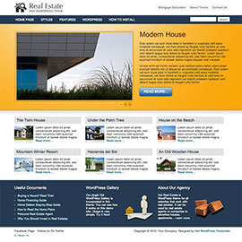 Real Estate Theme for WordPress