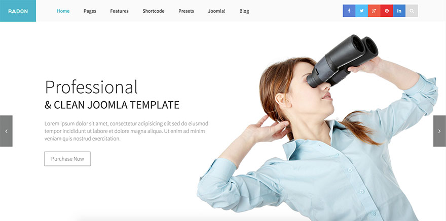SEO Optimized and Free Joomla Templates