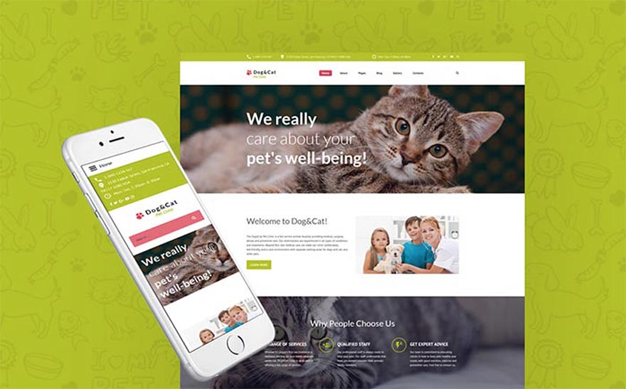 Best Animals and Pets Joomla Templates