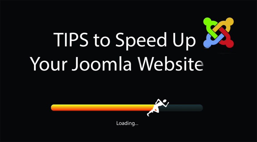 Boost Loading Speed and Performance of Joomla