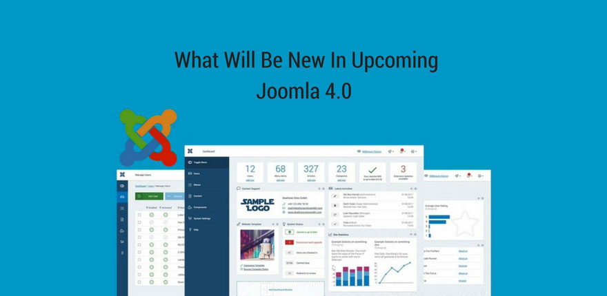 What Will Be New In Upcoming Joomla 4