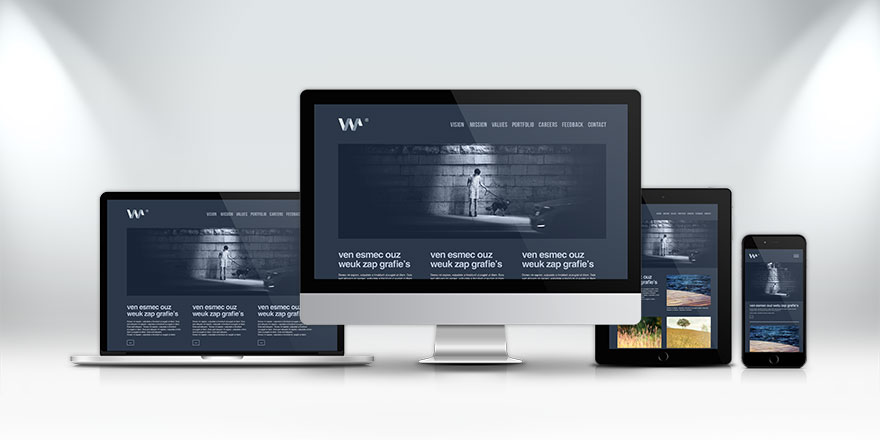 Some Inspiring Examples Of Responsive Web Design Hotthemes