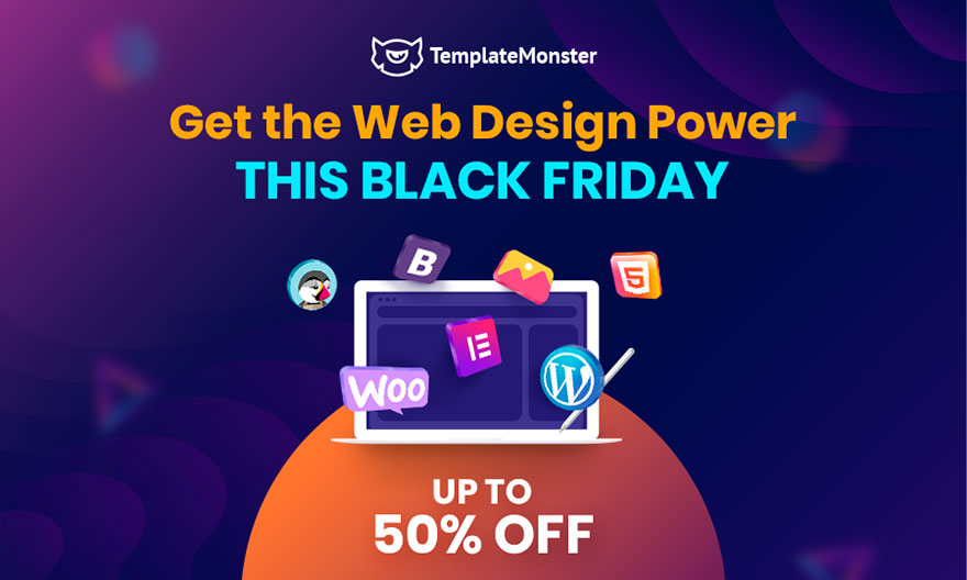 TemplateMonster Promotion
