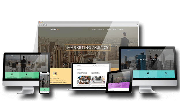 Marketing Agency template
