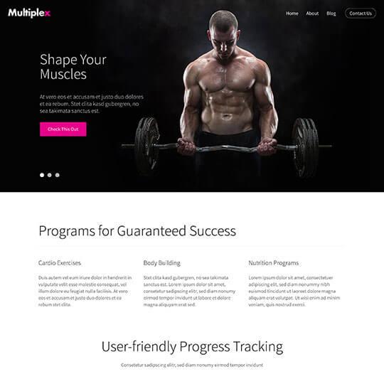 Multiplex Fitness
