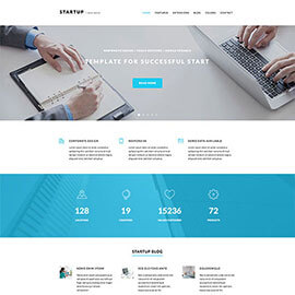 Business Startup Template