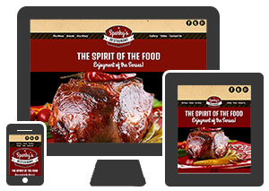 Responsive Restaurants Template
