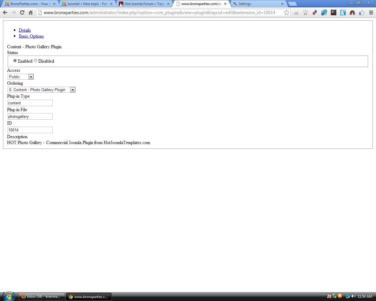 Hot Photo Gallery on Joomla 3 0 - HotThemes Forum - HotThemes